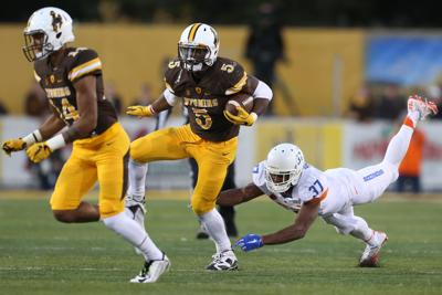 Image result for wyoming vs boise state