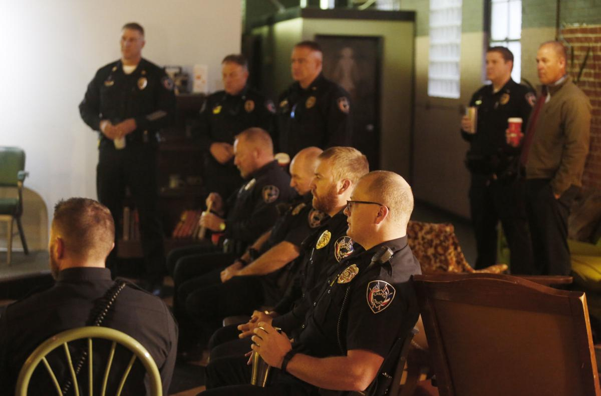 Metro Police Briefing