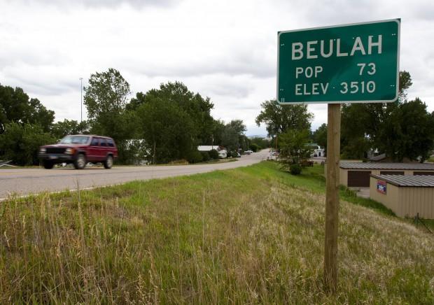 Beulah, POP 33