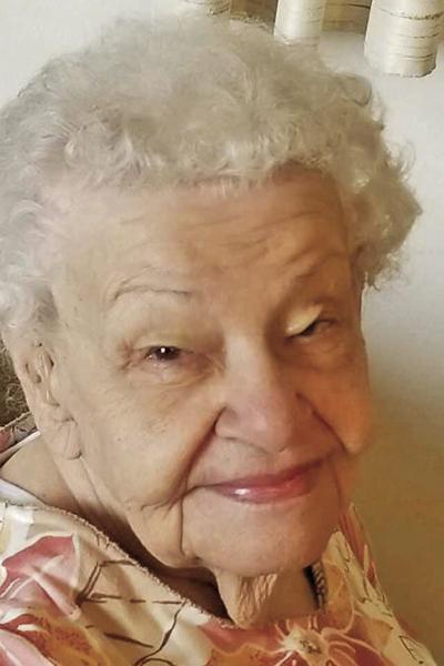 Mildred Marie Warner