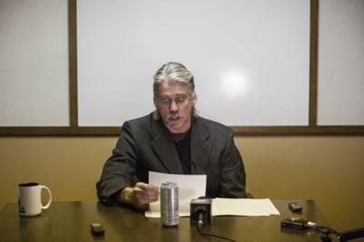 Councilman Craig Hedquist press conference