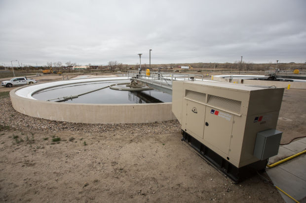 Sam H. Robbs Regional Wastewater Treatment Facility