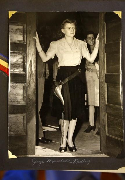 Secretary Joye Marshall Kading, Casper