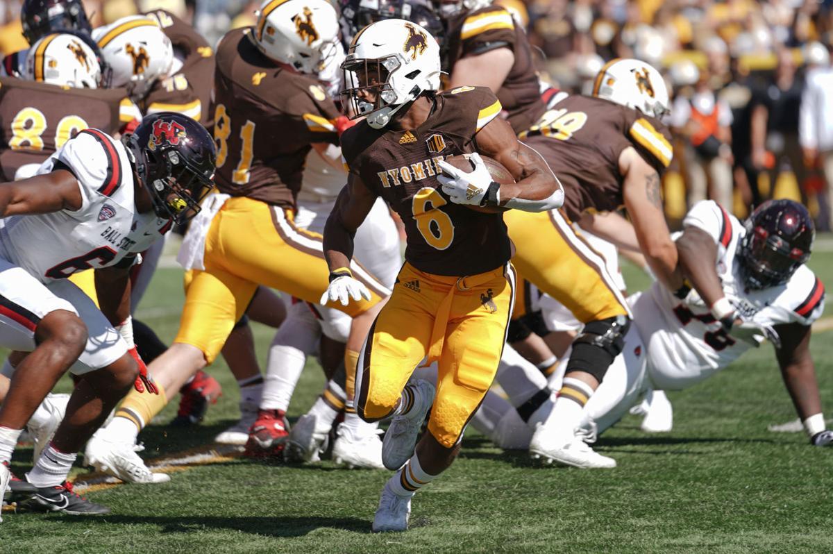 NCAA Football: Wyoming vs Ball State