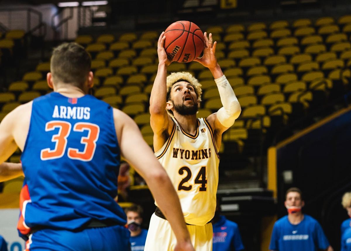 UW-Boise State men's hoops
