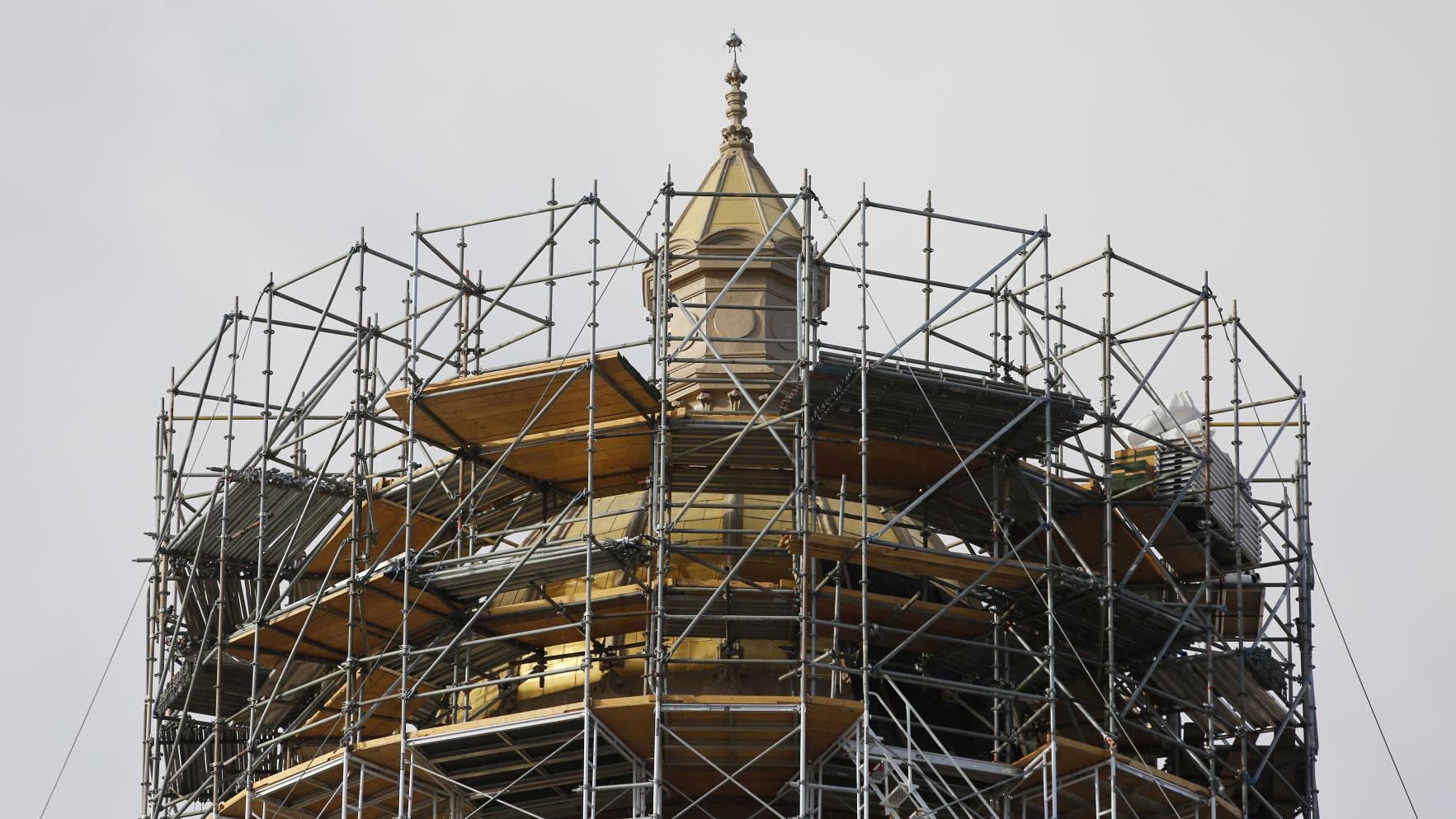 In strong rebuke, Wyoming Supreme Court finds Capitol restoration laws largely unconstitutional