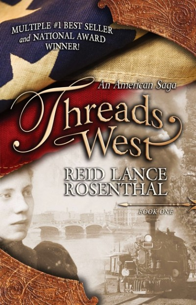 Douglas rancher publishes historical western romance series