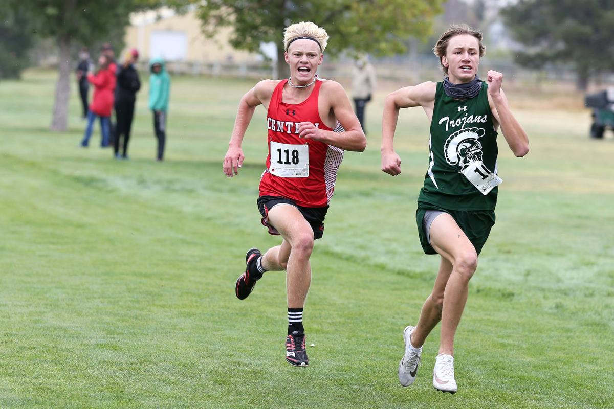 XC Central's Frentheway and KW's Blank