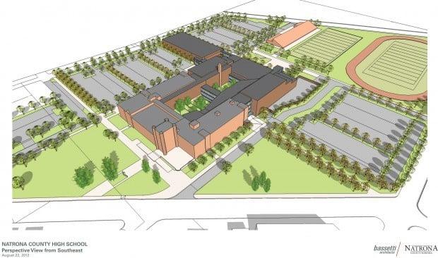 NCHS conceptual design