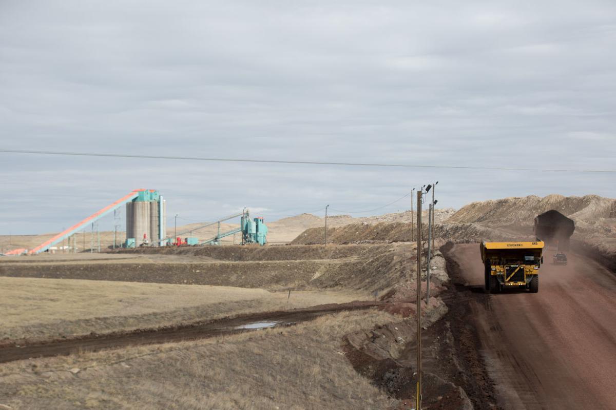 Coal Mine Layoffs