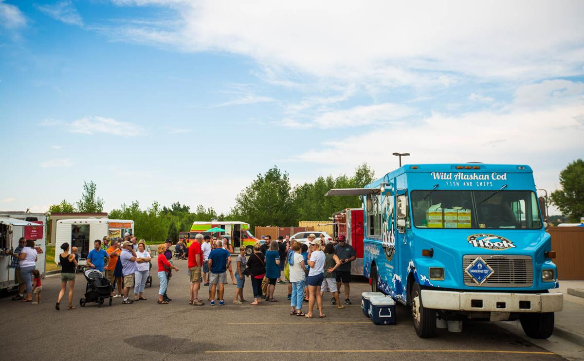 Food Truck Friday Casper Wy