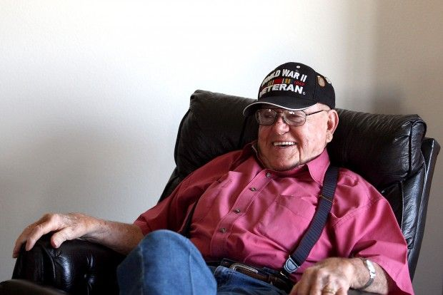 Guy 'Bud' Decker, World War II Veteran