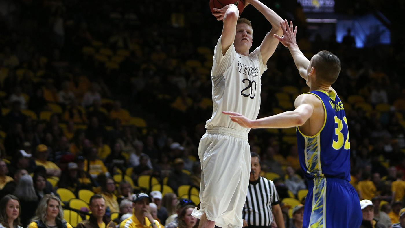 Six score in double figures as Wyoming men's basketball tops last-place San Jose State