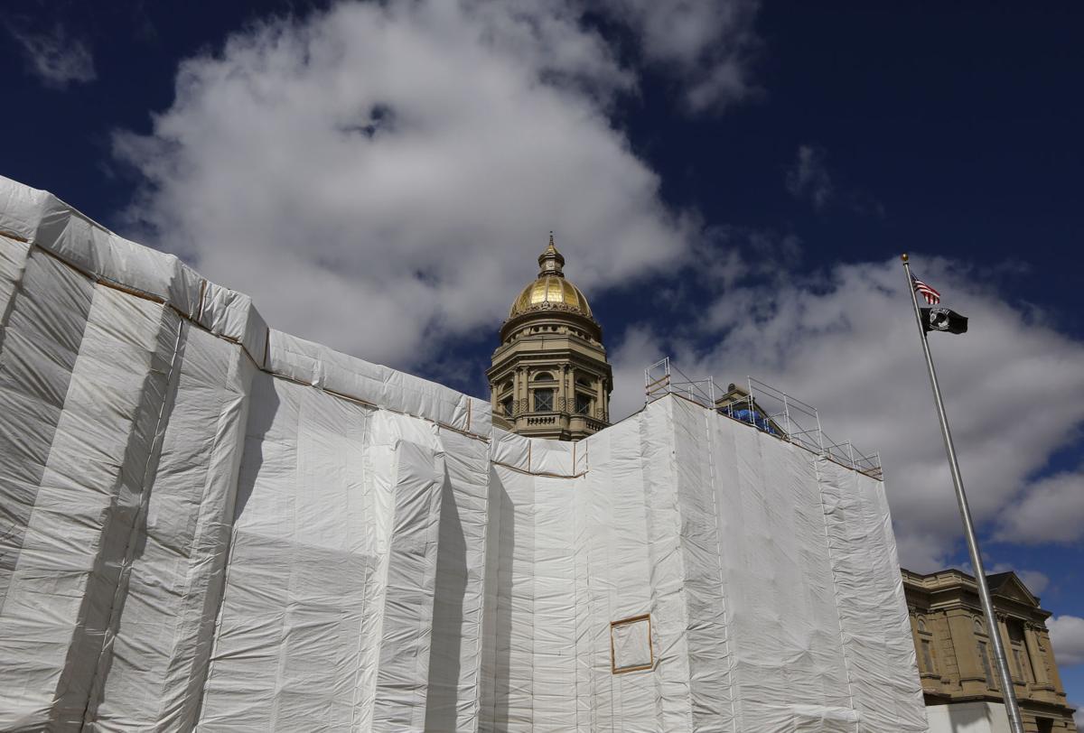 Capitol Renovation
