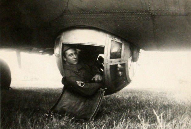 David Calvert, World War II Veteran