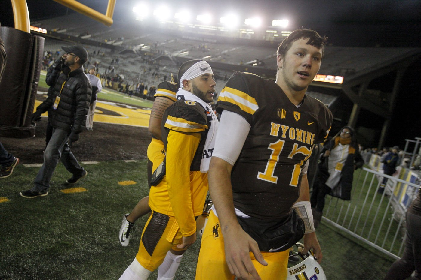 What will Josh Allen's NFL career mean for Wyoming? Let's look at ...
