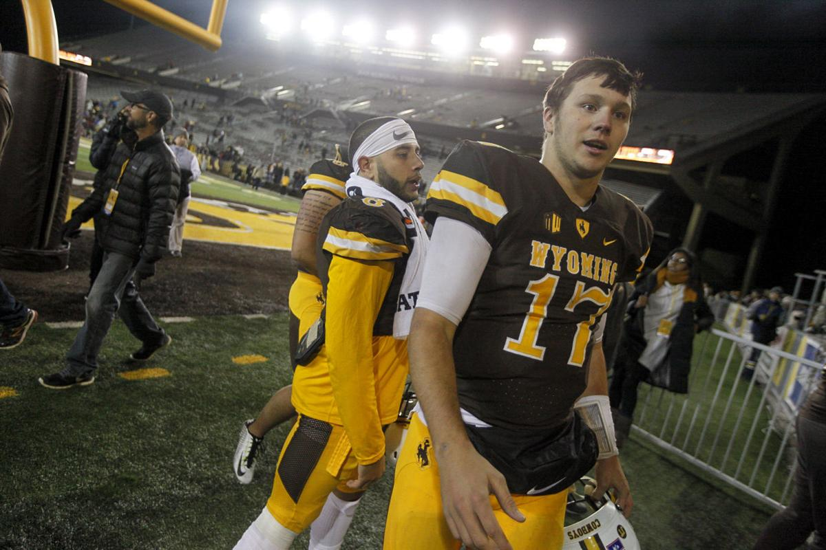 timeless design eb338 895a0 What will Josh Allen's NFL career mean for Wyoming? Let's ...
