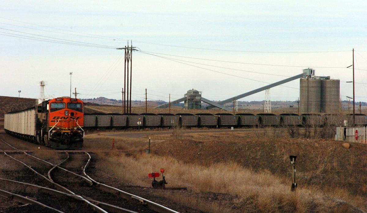 Decker Coal Mine