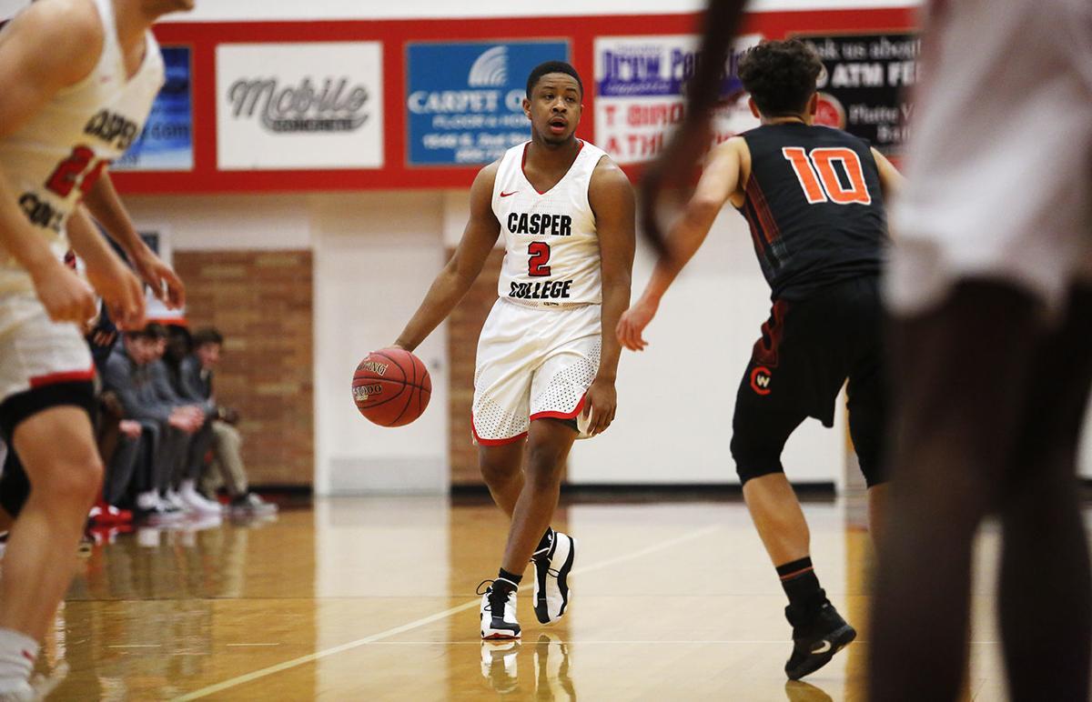 Casper College Basketball - Mens