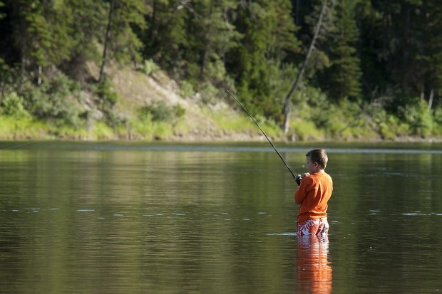 Wyoming game and fish department continues budget for Wy game and fish