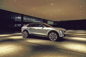 2023 Cadillac Lyriq.