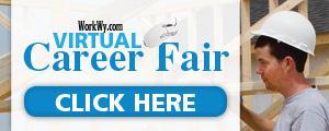 Virtual Career Fair - Please turn images on