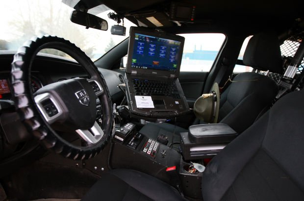 Wyoming Highway Patrol Switches To Electronic Citations