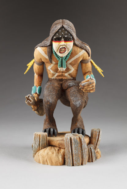 Kachina Skin Walker