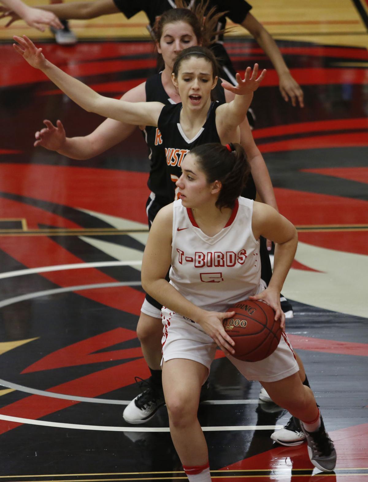 Casper College vs. CWC Women's Basketball - Artigues