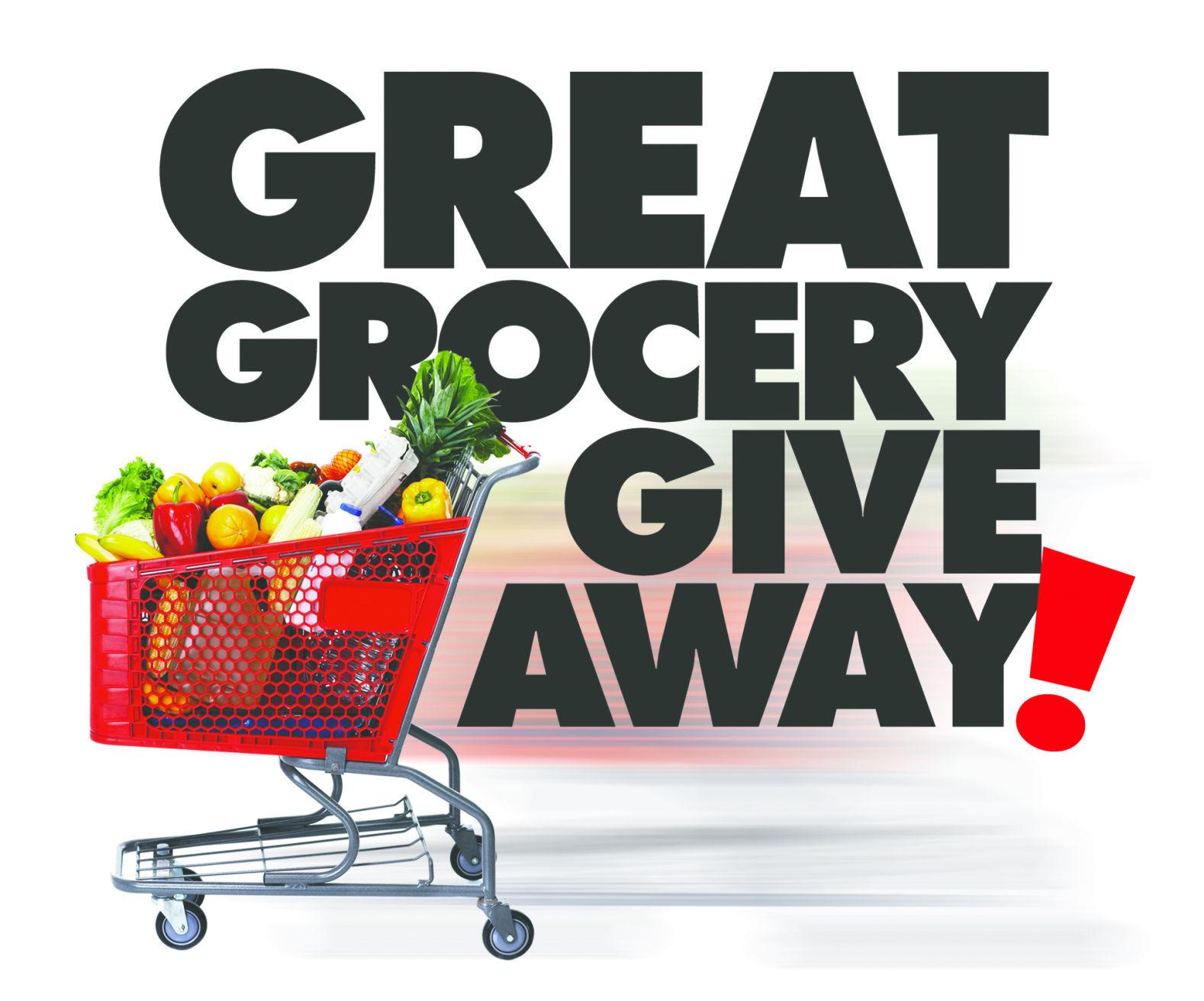 Enter Today! Great Grocery Giveaway! - Please turn images on