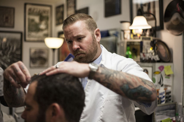 Jacksons Whiskey Barber Is About More Than Just A Cut Business