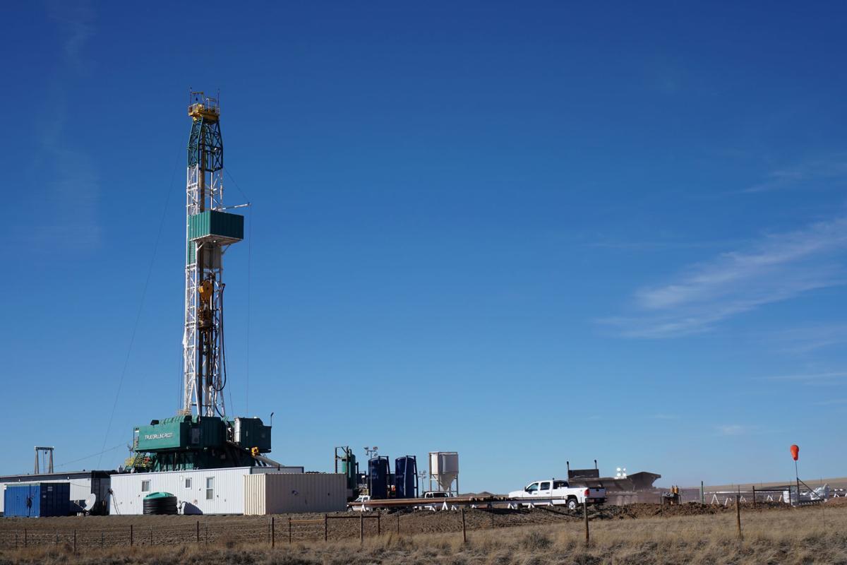 PRB drilling