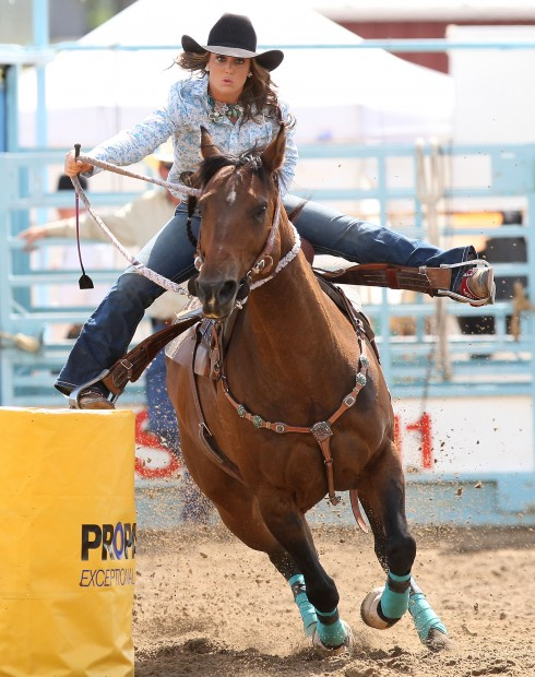 Rodeo State Finals Determine Nhsfr Qualifiers High