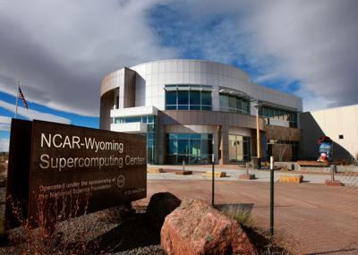 NCAR Supercomputer