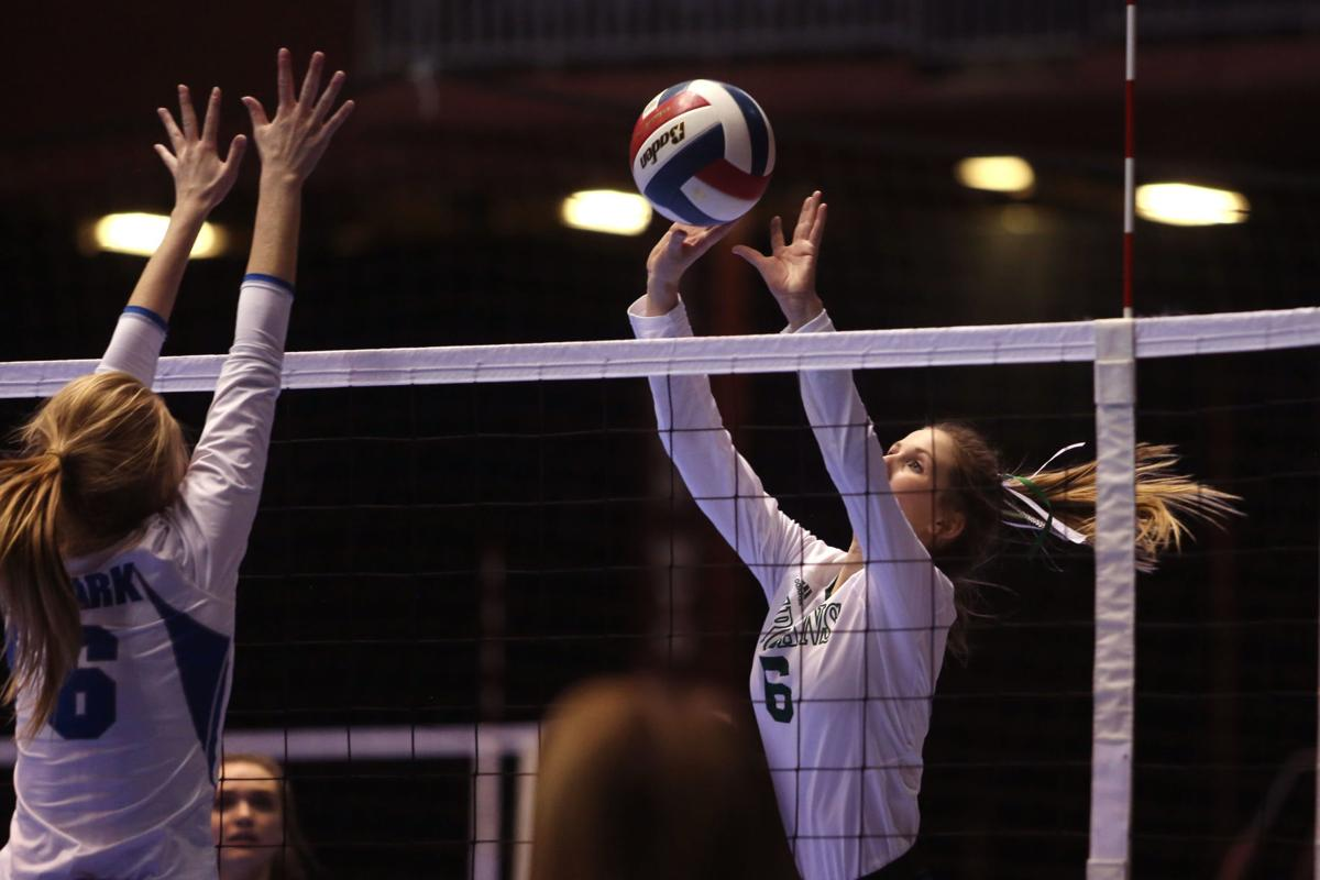 State Volleyball Kelly Walsh