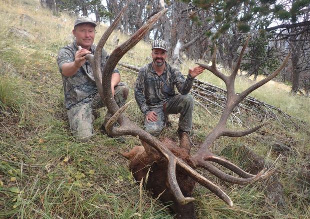 Record Elk