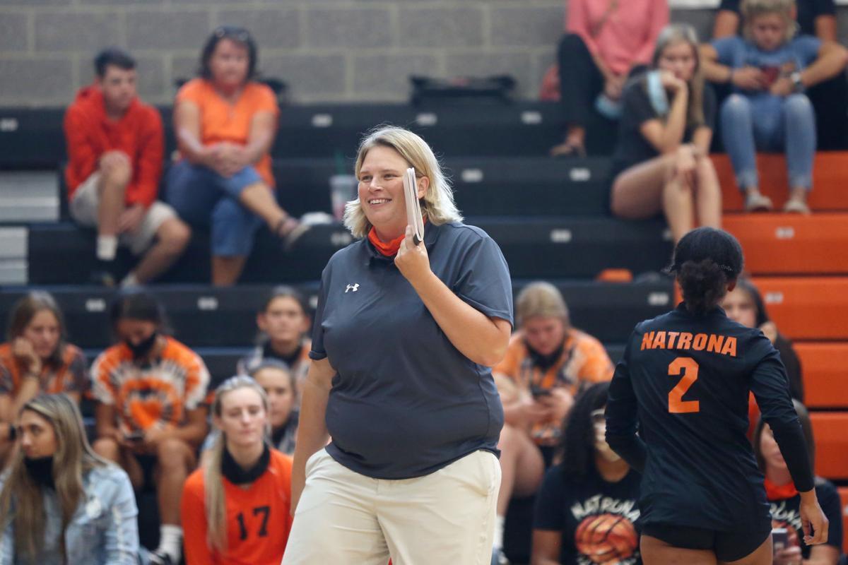 NC v Sheridan Volleyball