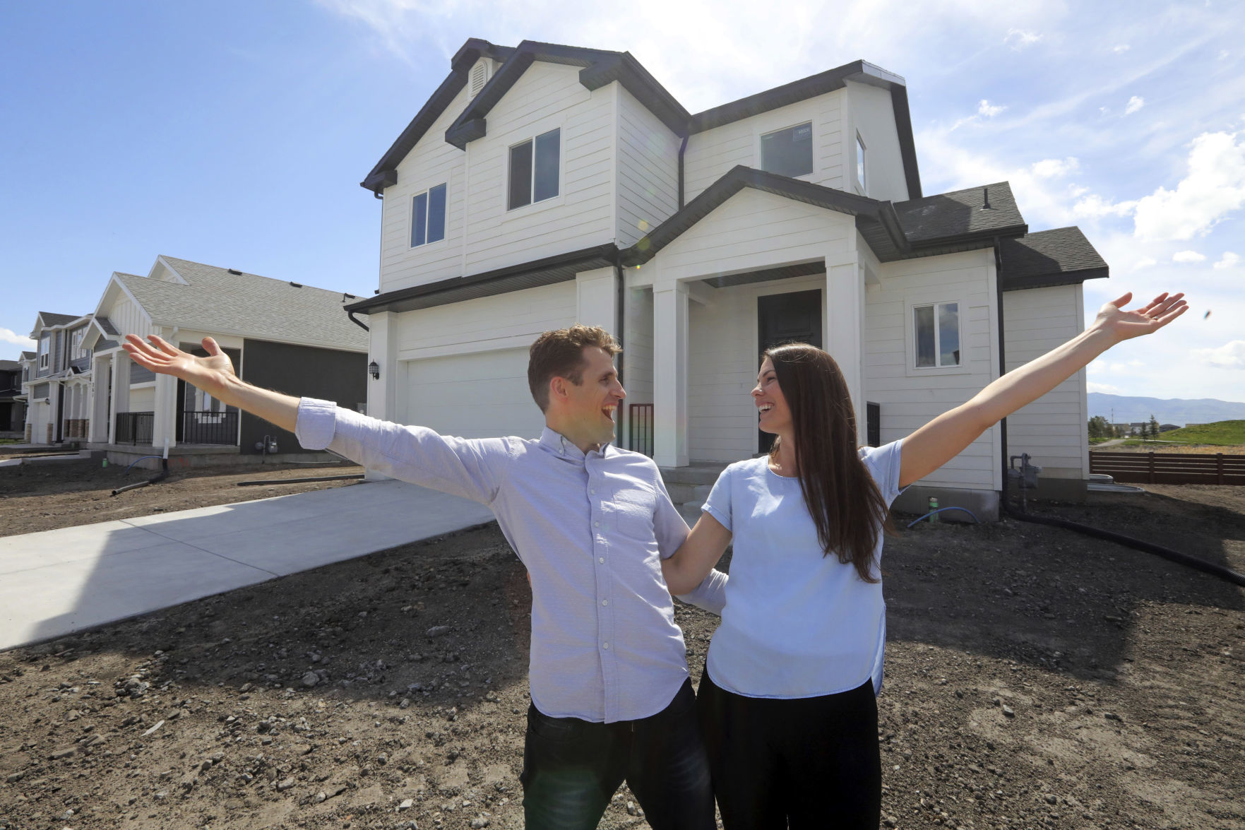 young homebuyers scramble as prices rise faster than incomes rh trib com