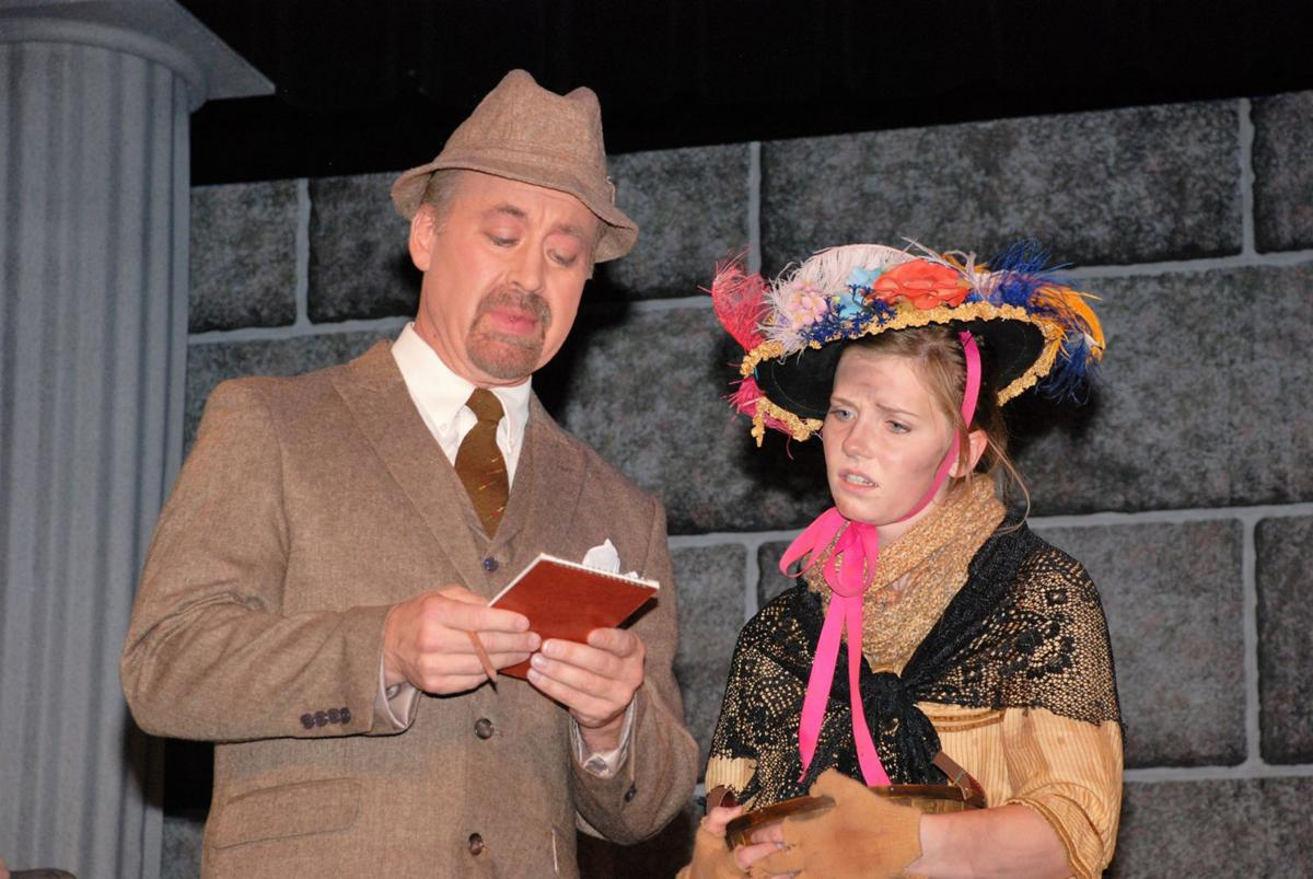 "Cheyenne Little Theatre ""My Fair Lady"""