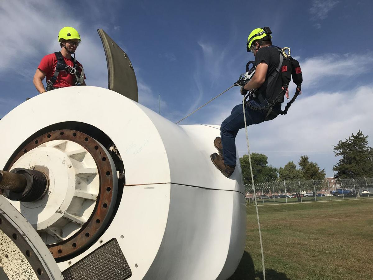 Exchange Wind Work