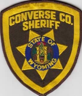 Converse County Sheriff's Office