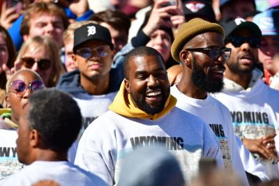 Kanye West's Sunday Service