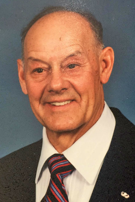 "Theodore Robert ""Ted"" Lee"