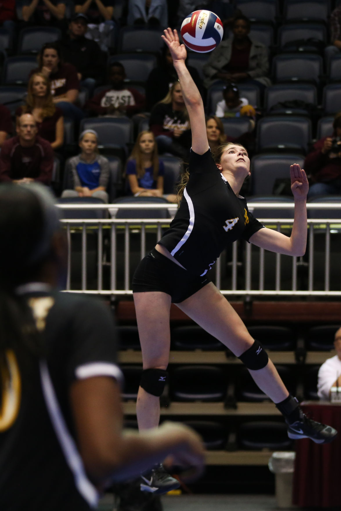 State Volleyball Day One - Laramie