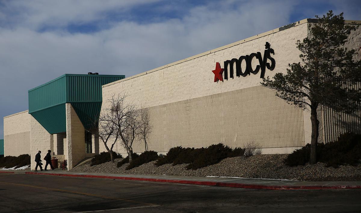 Closing: Macy's