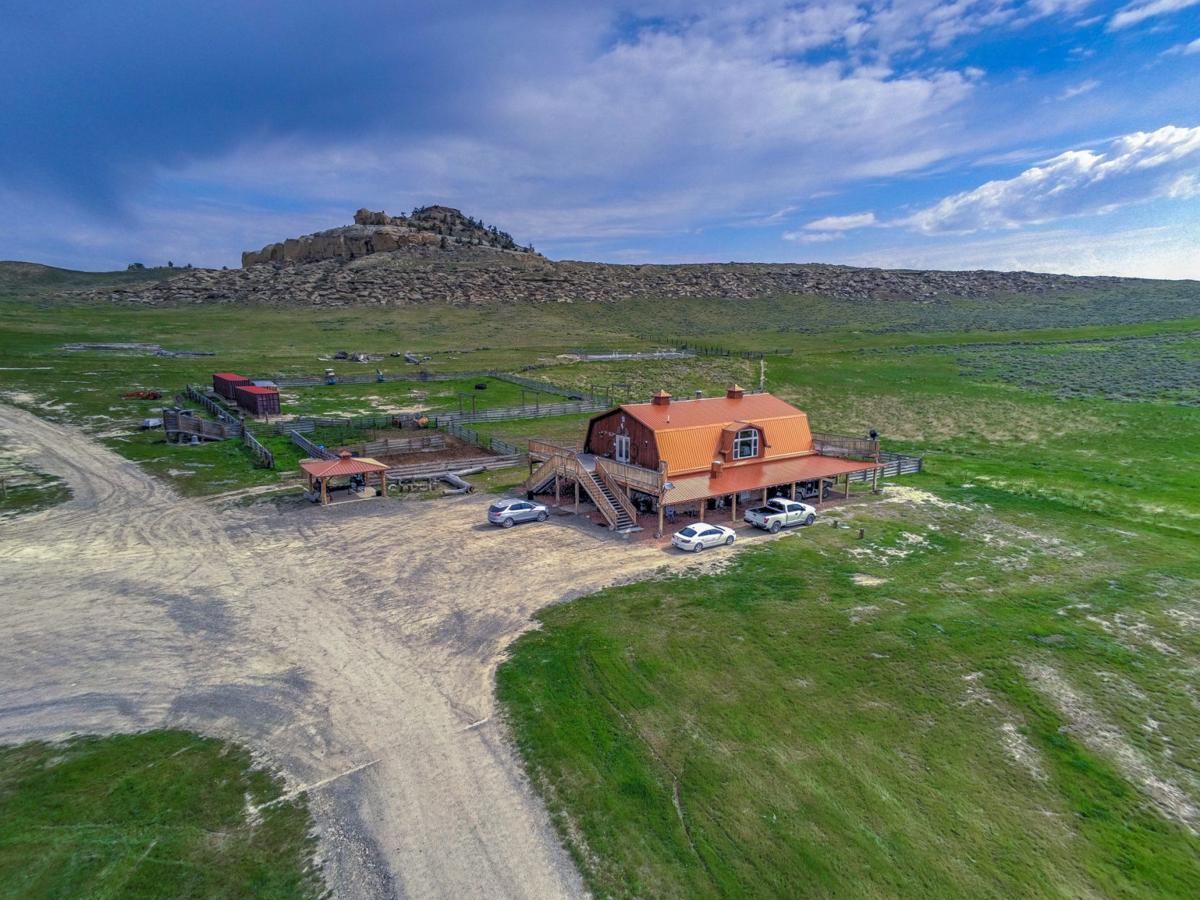Kanye West ranch
