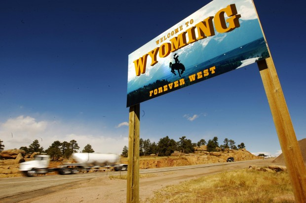 Wyoming Officials No Easy Solutions To U S Highway 287 S High Fatality Rate