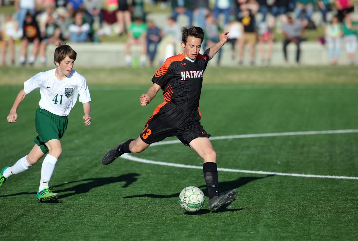 KW-NC Boys Soccer