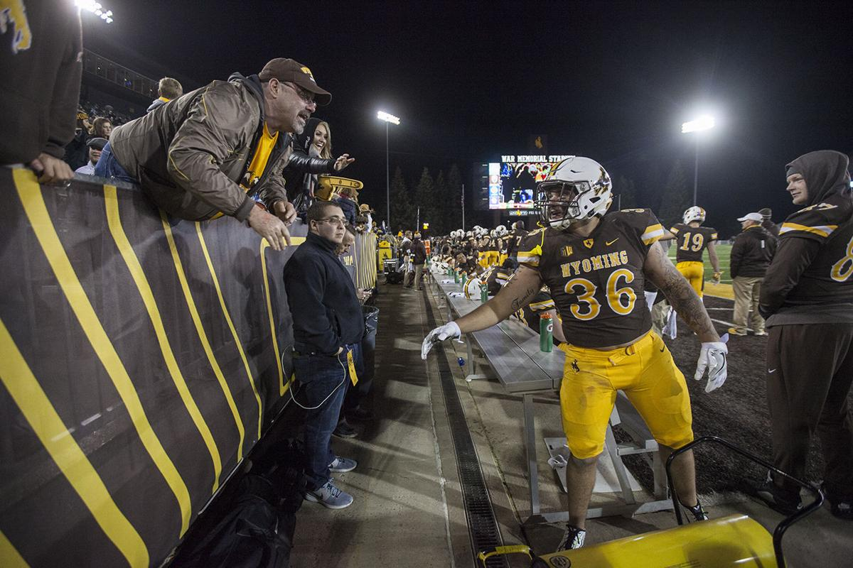 Wyoming/New Mexico Game