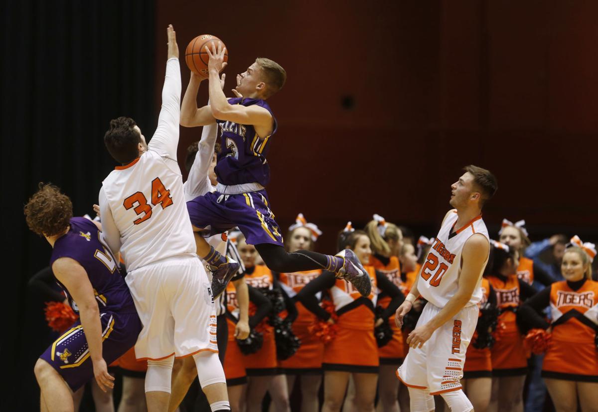 4A Boys State Basketball - Friday Trey Hladky